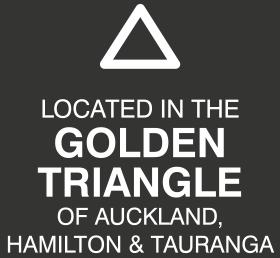 cenral of auckland hamilton tauranga
