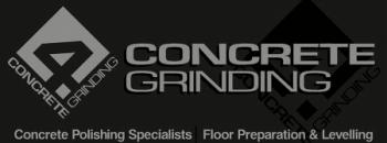 4 Concrete Grinding Logo