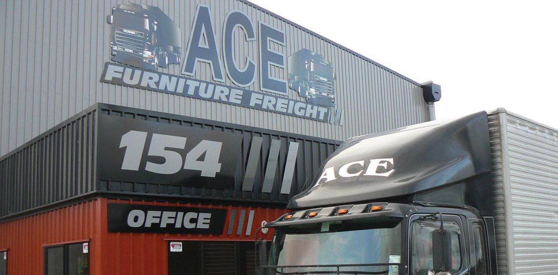 Ace Furniture Freight