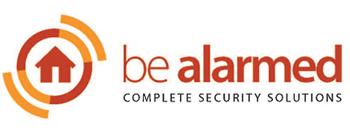 bealarmed logo