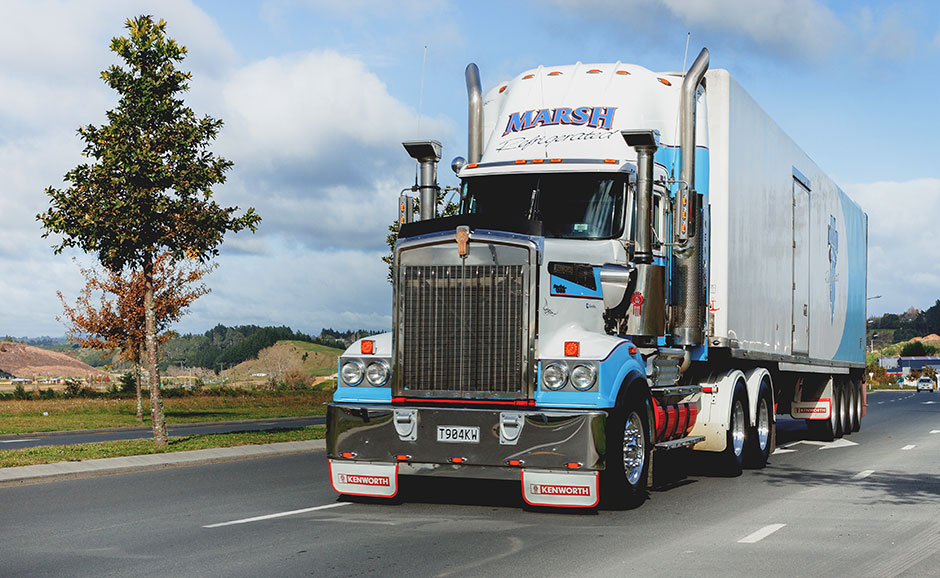 brett marsh transport