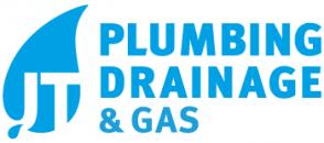 jt plumbing logo