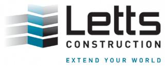 letts construction logo