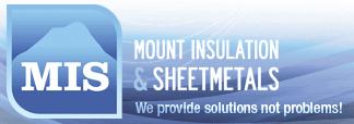mount insulation and sheetmetals logo