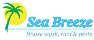 sea breeze property care logo