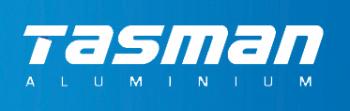 tasman aluminium logo