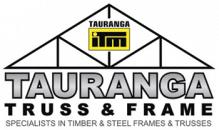 tauranga truss and frame logo