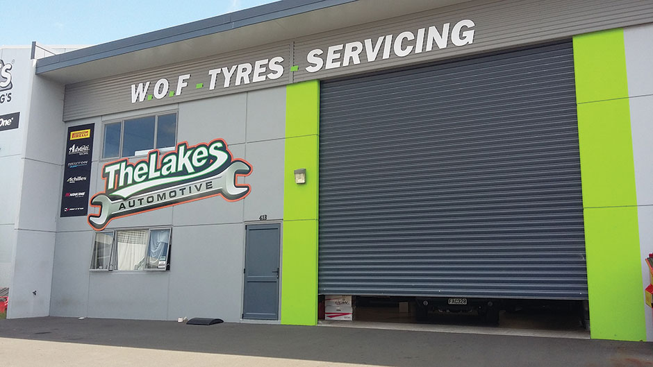 the lakes automotive
