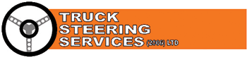 truck steering services logo