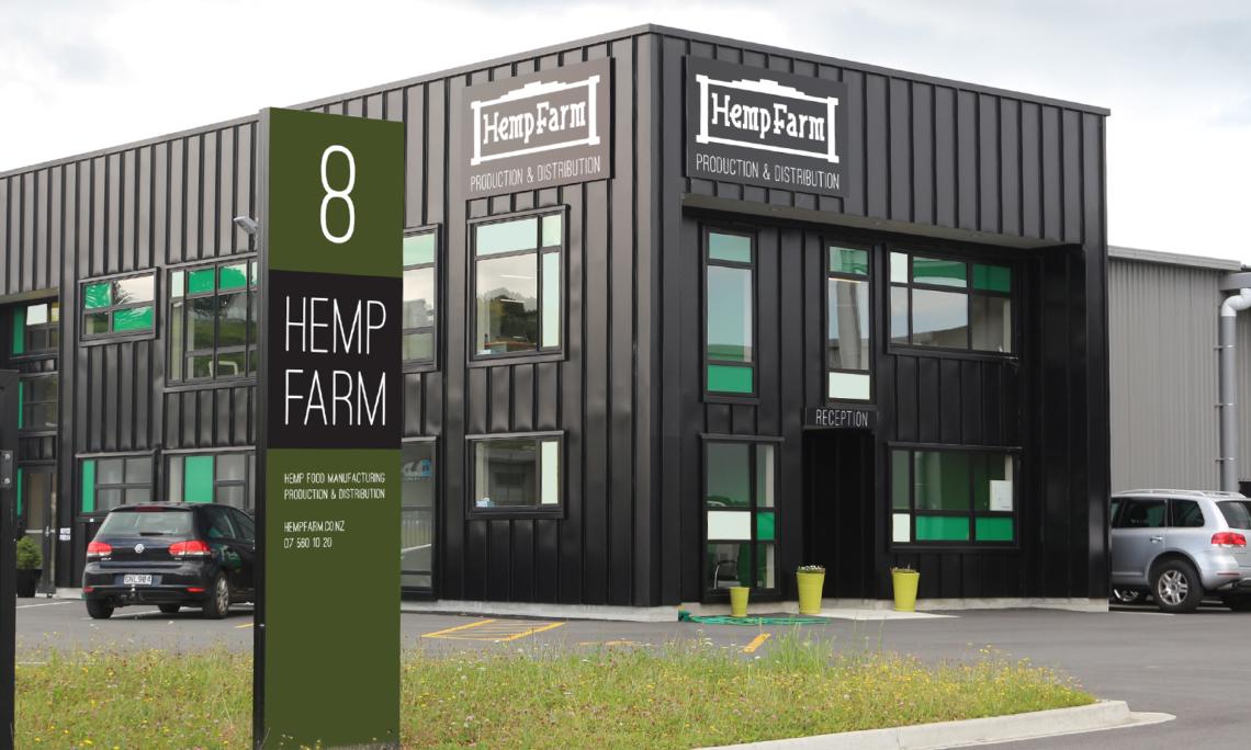 HempFarm NZ building